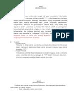 Pedoman Penyusunan Manual Kerangka Acuan Dan Sop Atau Tata Naskah