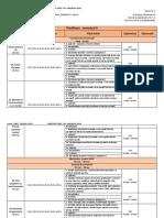 Planificare Calendaristica Sem II