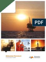 Mubadala Petroleum Brochure
