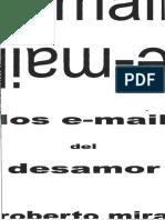 Los e-mail del desamor. Autor