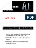 AI-4-BFS and DFS
