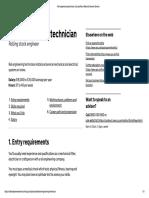 Rail Engineering Technician _ Job Profiles _ National Careers Service