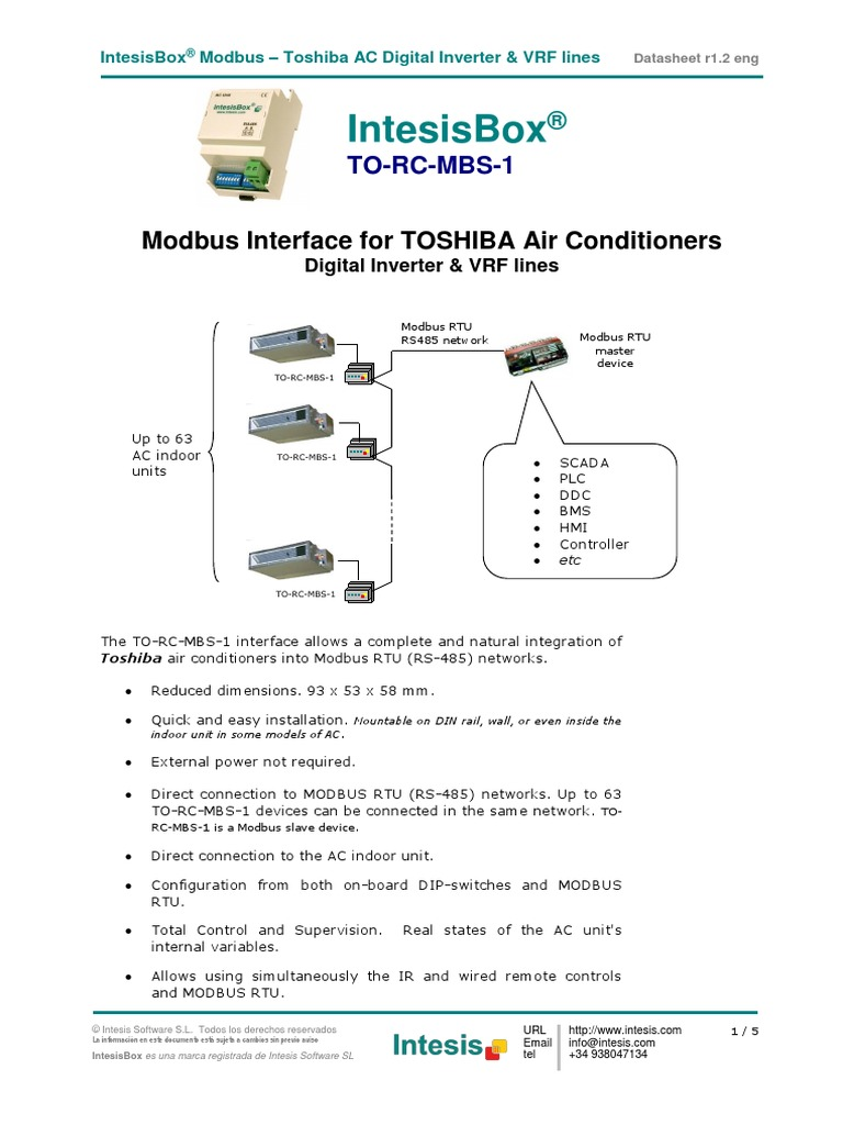 TO-RC-MBS-1 | Manufactured Goods | Computer Engineering