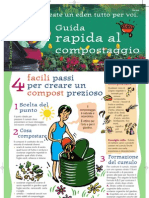 Italian - Easy Guide to Composting