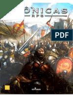 Crônicas RPG - Livro Básico