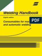 Welding Handbook ESAB