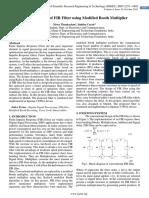 Fast FIR-Booth Algorithm.pdf