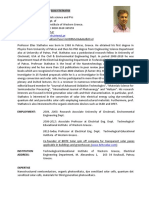 Stathatos CV English