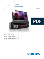 Ced780 User Manual