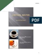 3 Water Footprint