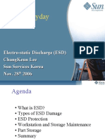 ESD Training 2006