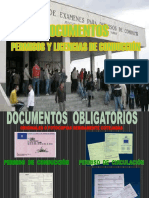 1.DOCUMENTACIÓN-PERMISOS Y LICENCIAS DE CONDUCCIÓN.pptx