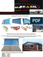 Catalogo Formas Casa Muro Pre Fabricadoequipa Brasil.