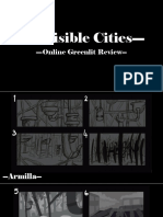 Invisible cities OGR presentation