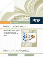 Dinámica Del Plan Contable Financiero 1