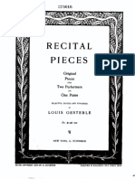 Recital Pieces, Oesterle