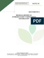 1. Introducción a La Biomasa