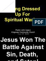 06-27-2010 Get Dressed Up for Spiritual Warfare