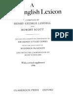 Liddell y Scott_A Greek-English Lexicon