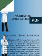 Inkubator Labolatorium
