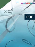 2012 Medtronic Coronary Catalog