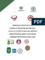Pedoman Penyusuanan PPK dan Clinical Pathway-2016