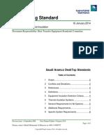 Saudi Aramco :SAES-N-001