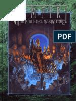 Vampiri La Masquerade - Manuale Del Narratore