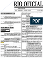 17 09 09 Portaria 617 - Regulamenta o Pmegap