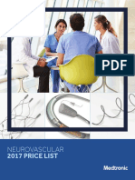 Neurovascular Product Catalog
