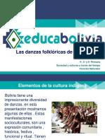Danzas folklóricas de Bolivia