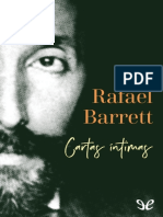 Barrett, Rafael - Cartas Intimas
