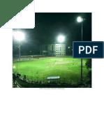 Tkr College Cricket Ground
