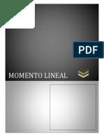 Momento Lineal Fisica