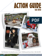 The Woodlands Texas - Community Guide To Fun, Events, and Action / Fall 2010