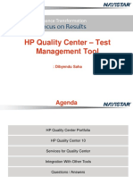 489421122 HP QC - Test Management Tool