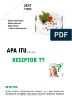 Interaksi Obat Pada Reseptor
