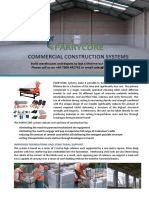 parrycore  commercial structures whatsapp
