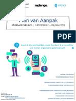 plan van aanpak  pva