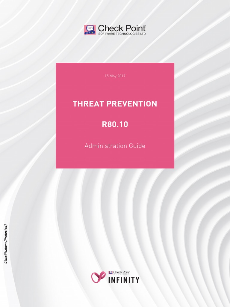 CP R80 10 ThreatPrevention AdminGuide | Malware | Threat