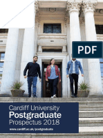 Postgraduate Prospectus 2018 English