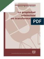 Propiedad Intelectual en Transformación