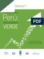 Análisis Cuantitativo Modelo T21 y Políticas Verdes Sectoriales