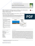 Effects of Exposure to Pharmaceuticals (Diclofenac and Carbamazepine) Spiked Sediments in the Midge, Chironomus Riparius (Diptera, Chironomidae)
