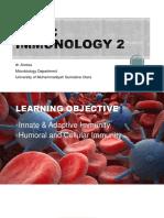 Basic Immunology 2