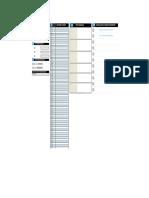 Programación tareas