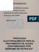 procesos electroquimicos diapositivas
