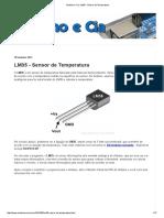 Arduino e Cia_ LM35 - Sensor de Temperatura