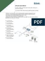 How to Configure VLAN and Route Failover
