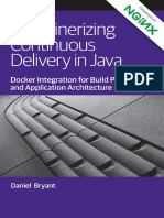Containerizing Continuous Delivery in Java NGINX